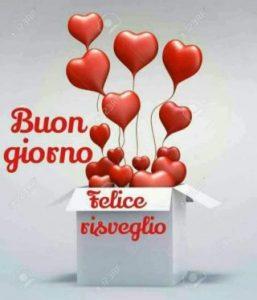 buongiorno palloncini amore romantiche 320x373