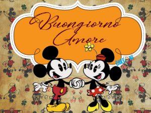 buongiorno topolino amore 1